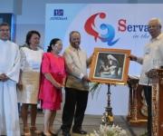 Awarding of Token of Appreciation to CJ Panganiban