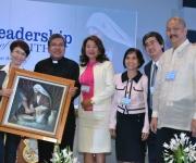 Awarding of Token of Appreciation to Ms. Selene Yu