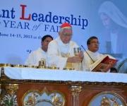 Cardinal Rosales Invocation Mass