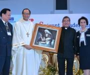 Awarding of Token of Appreciation to Bishop David